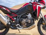 2020 Honda Africa Twin Engine