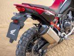 2020 Honda Africa Twin Exhaust