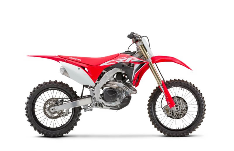 2022 Honda CRF450R-S Review / Specs + NEW Changes! | 2020 CRF Dirt Bikes & Motorcycles