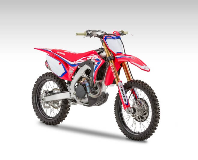 2020 Honda CRF450R Works Edition Review / Specs + NEW Changes!   2020 CRF Dirt Bikes & Motorcycles