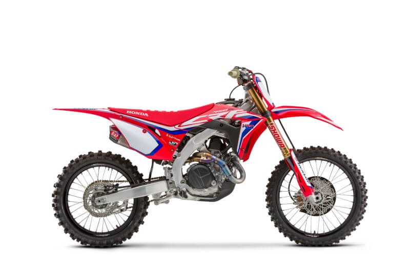 2020 Honda CRF450RWE Review / Specs + NEW Changes! | 2020 CRF Dirt Bikes & Motorcycles