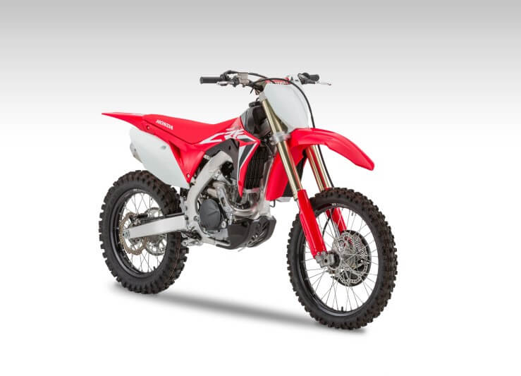 2020 Honda CRF450RX Review / Specs + NEW Changes! | 2020 CRF Dirt Bikes & Motorcycles