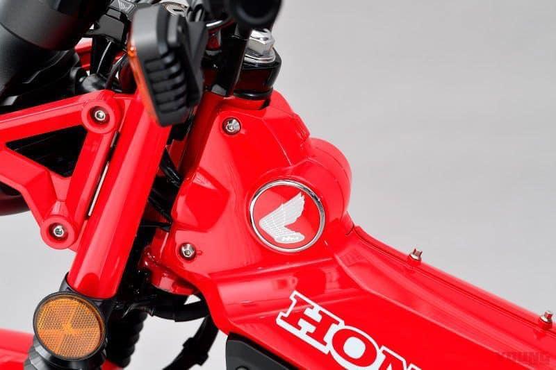 2020 Honda CT125 Motorcycle / Scooter USA Release Date Sneak Peek! | Tokyo Motor Show