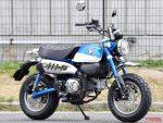 2020 Honda Monkey 125 Review / Specs - NEW BLUE Color!