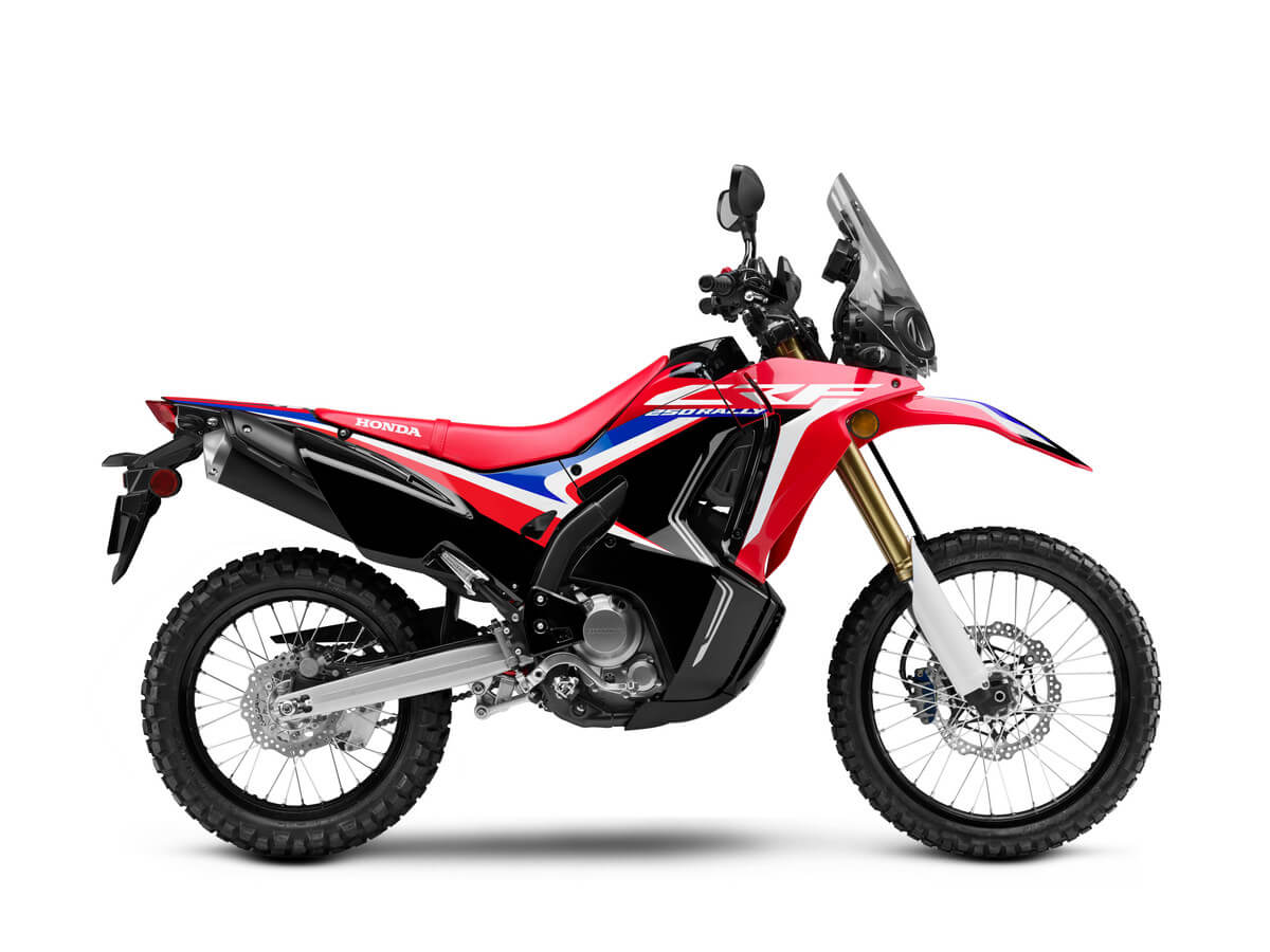 2020 Honda CRF250L Rally Review / Specs / Changes   CRF 250 Dual Sport / Adventure Motorcycle