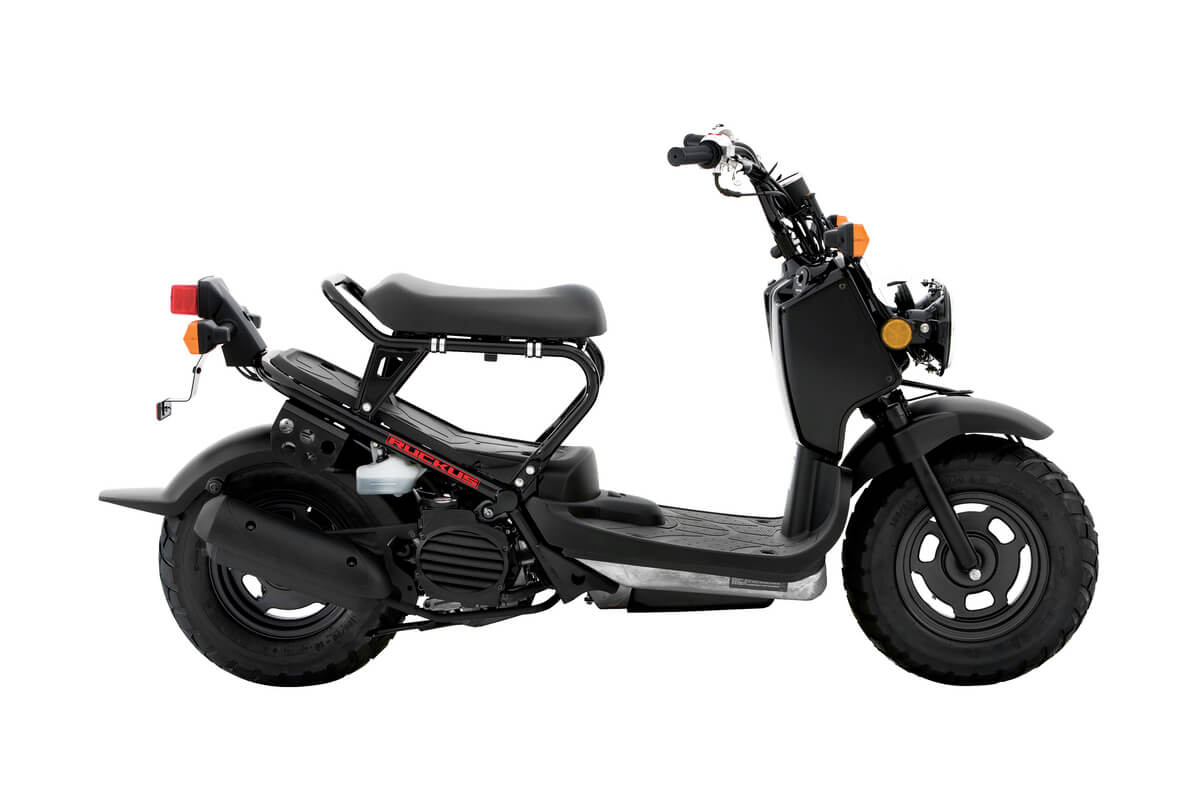 2020 Honda Ruckus Review / Specs / Changes   49 / 50 cc Automatic Scooter / Motorcycle