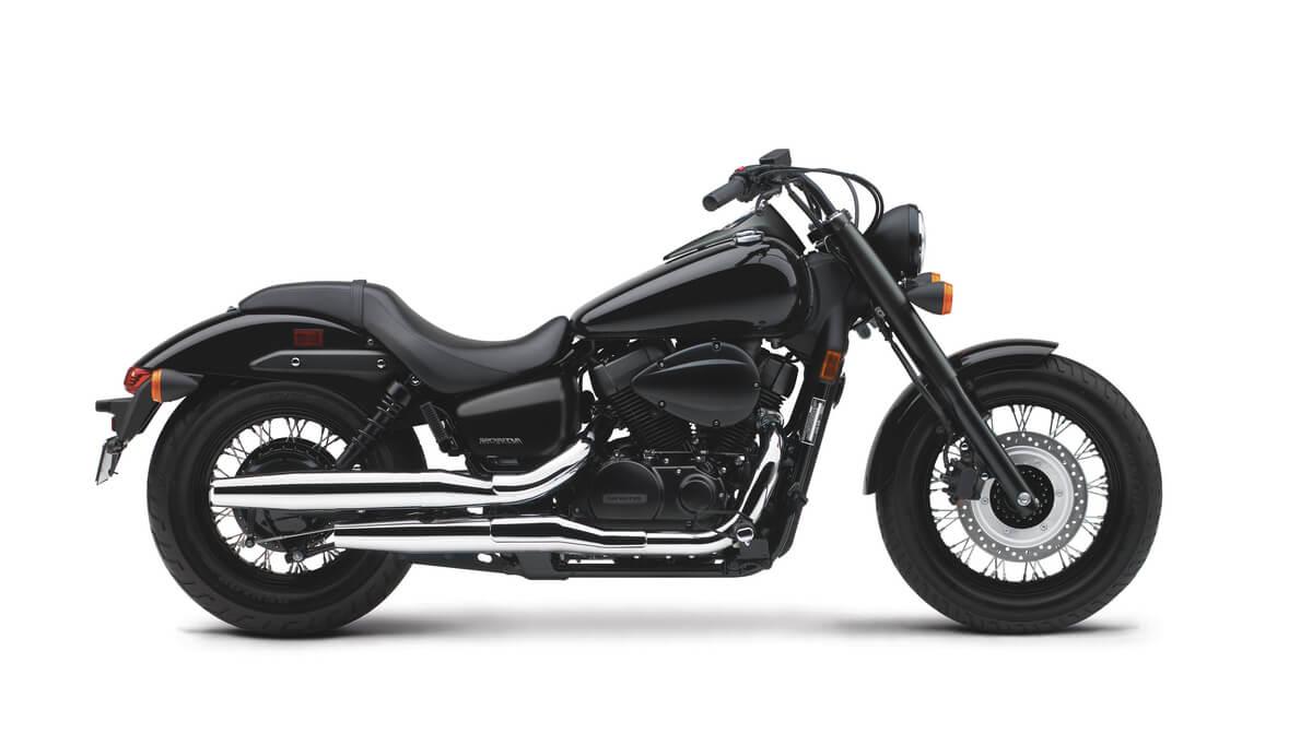 2020 Honda Shadow Phantom 750 Review / Specs / Changes (VT750CB)   Cruiser Motorcycle   Pearl Stallion Brown, Black