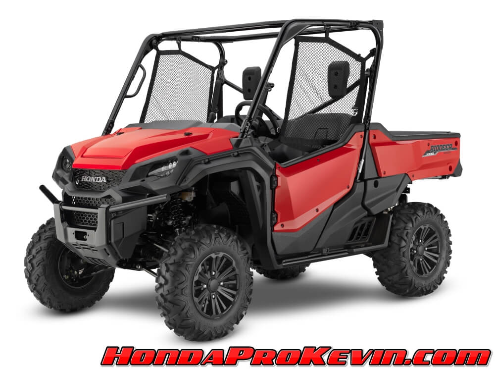 2020 Honda Pioneer 1000 Deluxe Review / Specs + NEW Changes Explained | Side by Side / SxS / UTV / Utility Vehicle