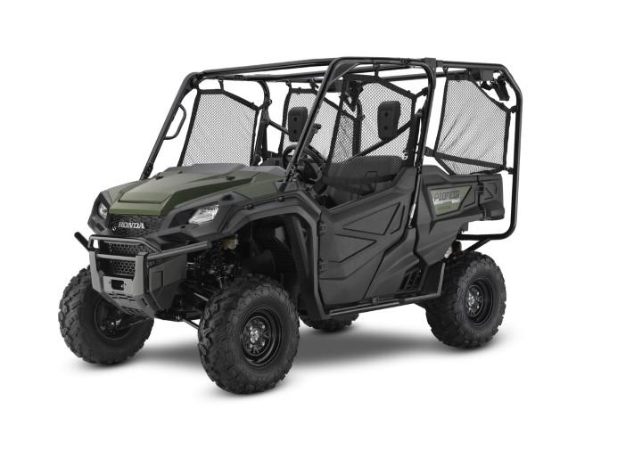 2020 Honda Pioneer 1000-5 Olive