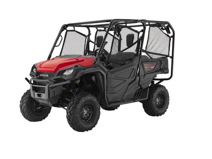 2020 Honda Pioneer 1000-5 Red