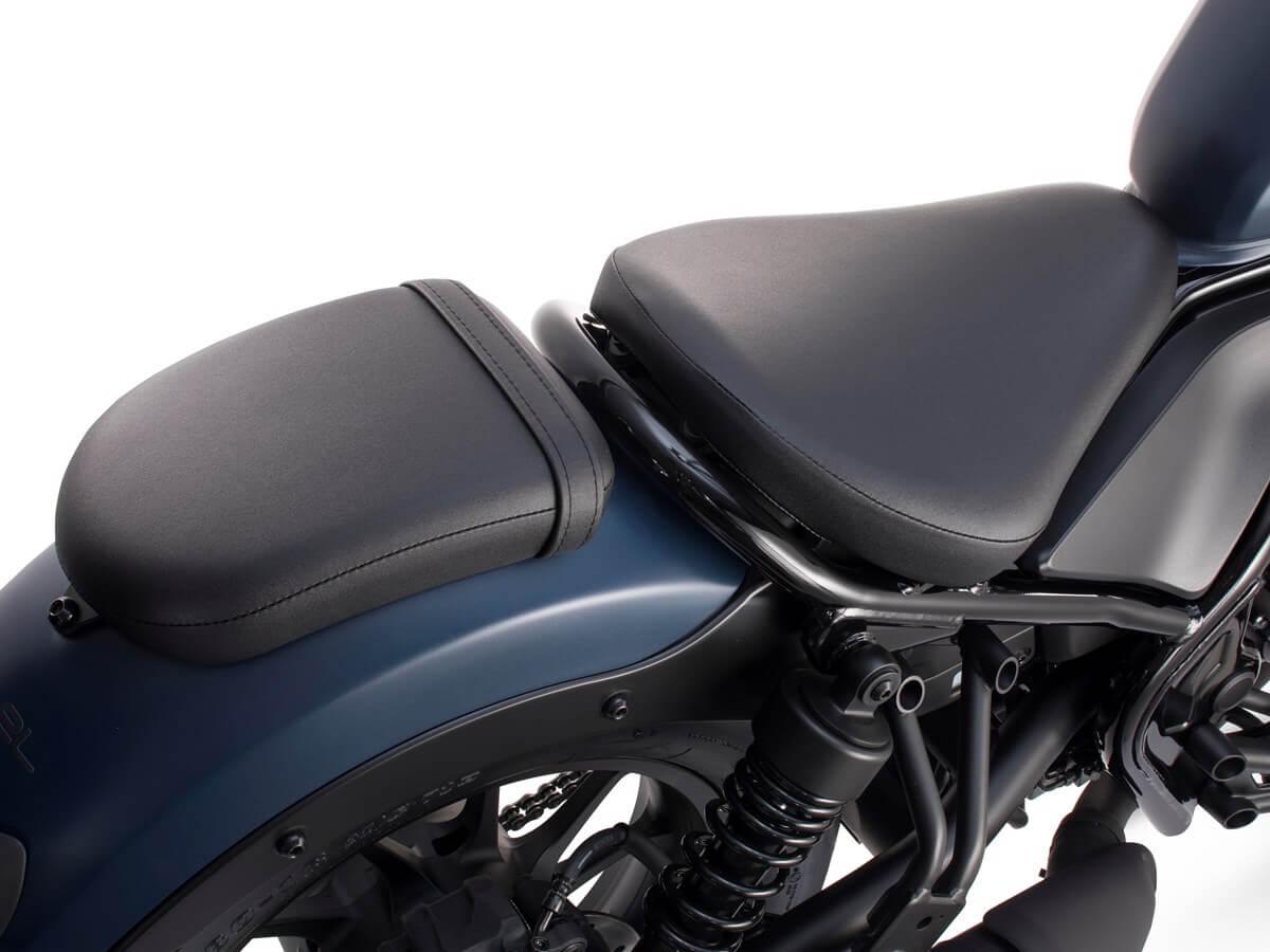 2020 Honda Rebel 500 / 300 Passenger Seat