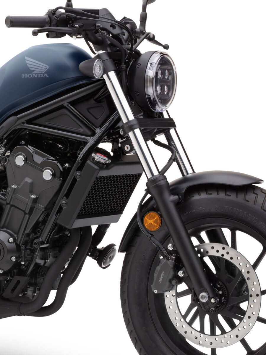 2020 Honda Rebel 500 Review / Specs | CMX500 Price, Colors, Accessories | Cruiser Motorcycle / Bobber
