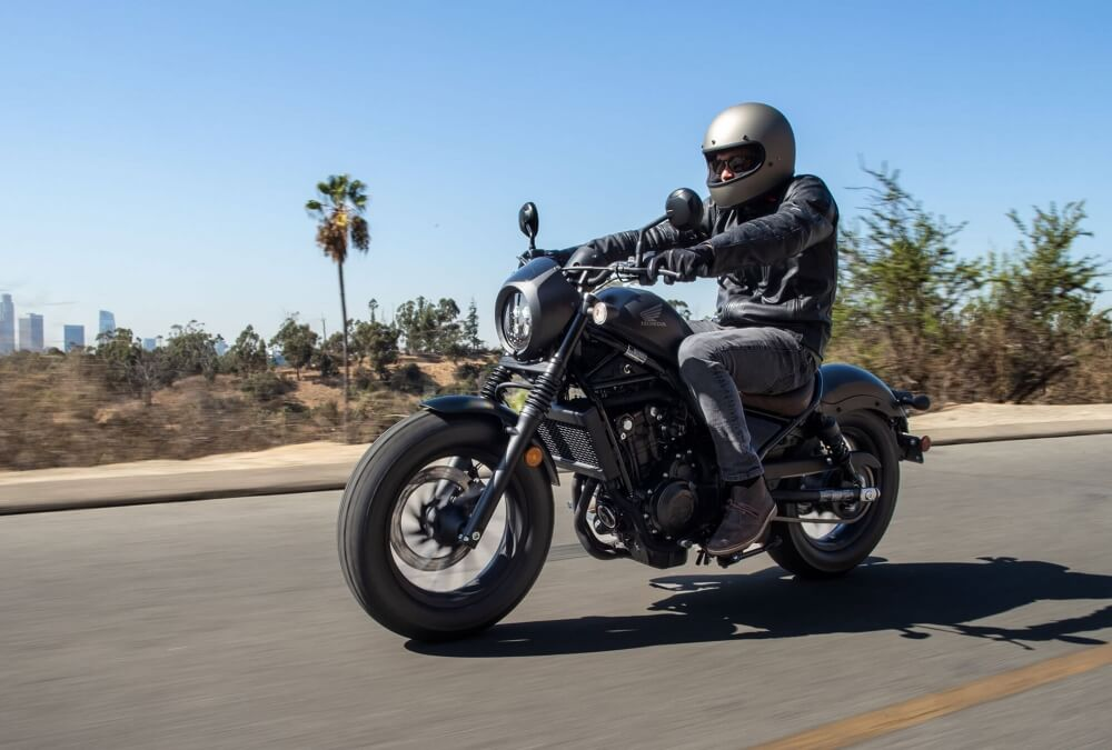 2020 Honda Rebel 500 Ride / Review / Specs | Accessories Installed