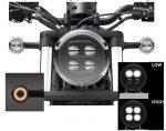 2020 Honda Rebel 500 LED Headlight Changes Explained | CMX500