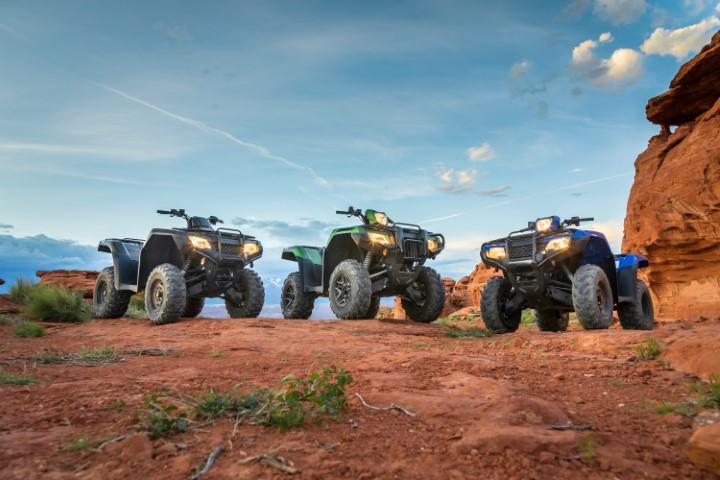 2021 Honda ATV Model Lineup