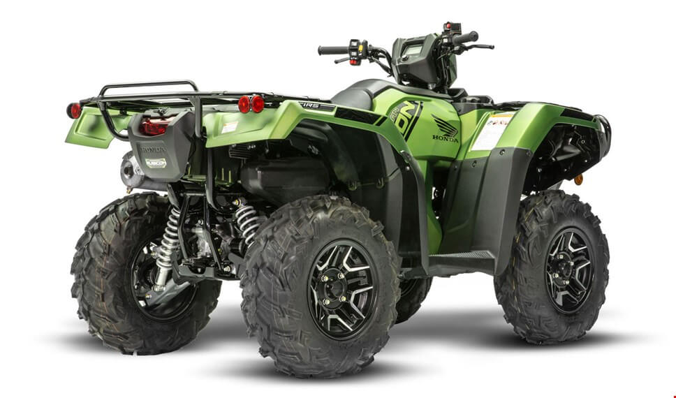 2020 Honda Rubicon 520 Deluxe DCT / EPS ATV Review + Specs | Buyer's Guide