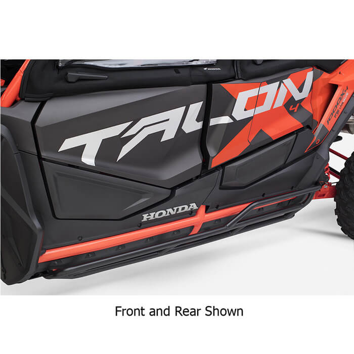 Honda Talon 1000X-4 Lower Door Panels | Accessories at Discount Prices: 08P71-HL7-A20