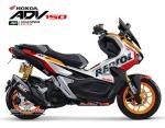 Custom Honda ADV 150 Repsol Edition
