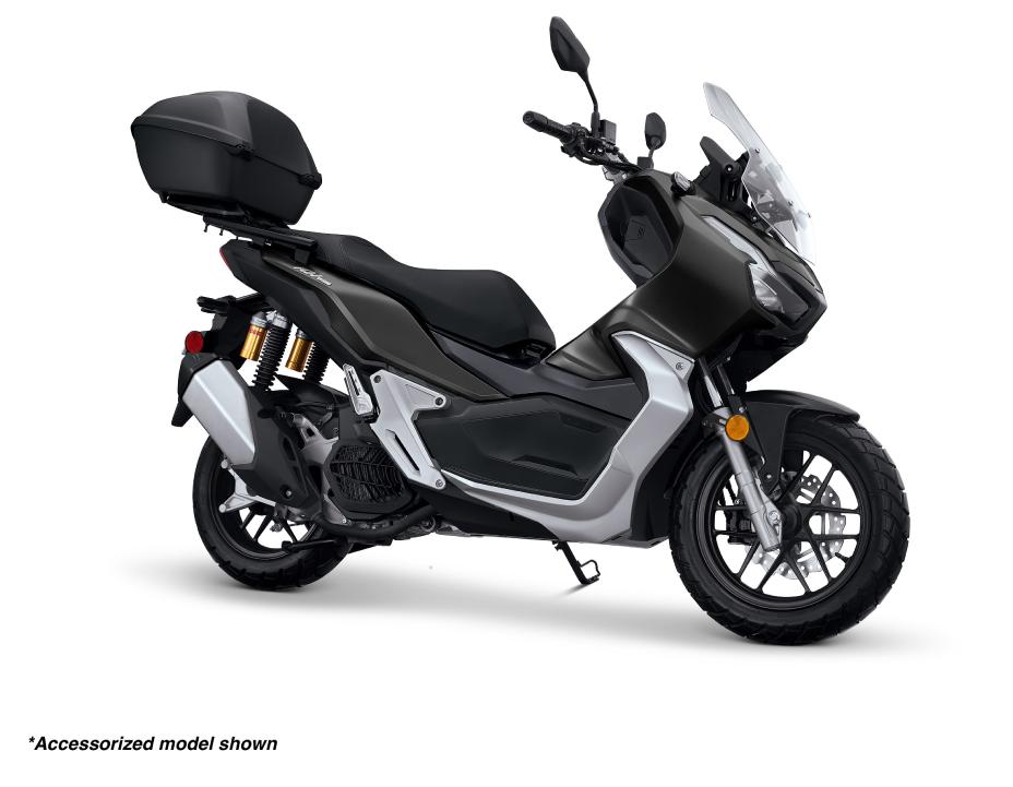 2021 Honda ADV 150 Accessories | Review / Specs - Adventure Scooter / Automatic Motorcycle