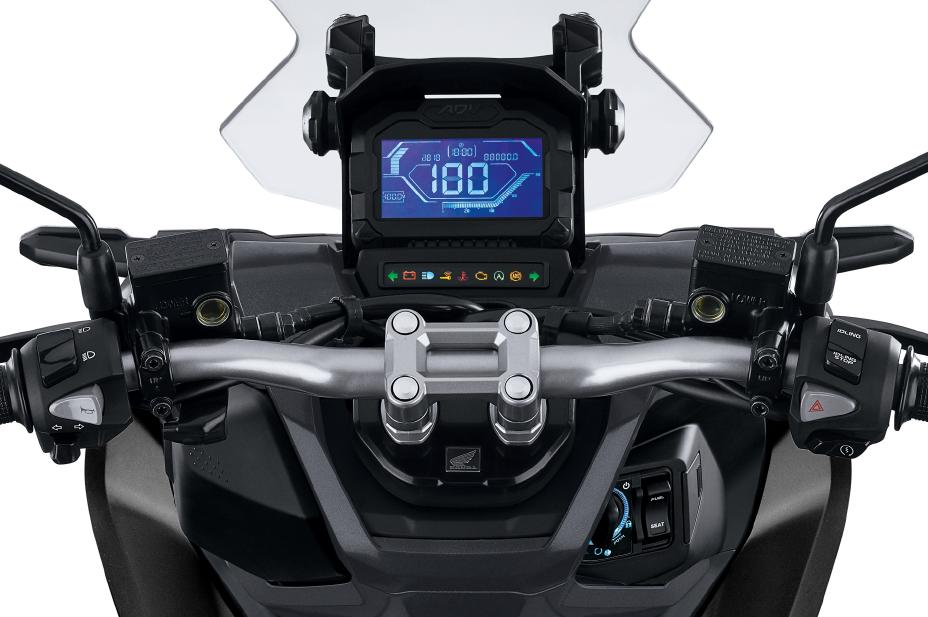2021 Honda ADV 150 Gauges, Speedometer | Review / Specs - Adventure Scooter / Automatic Motorcycle
