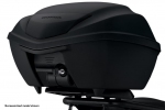 2021 Honda ADV 150 Trunk Storage Accessories |  Review / Specs - Adventure Scooter / Automatic Motorcycle