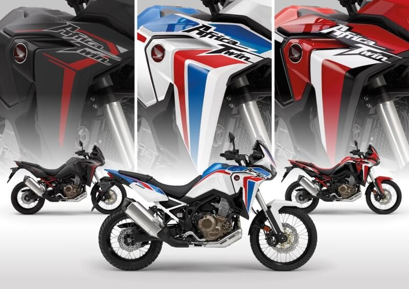2021 Honda Africa Twin 1100 Review / Specs / Colors / Price + More! CRF1100
