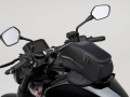 2021 Honda CB1000R Black Edition Accessories | Tank Bag, Rear Tail Bag Storage