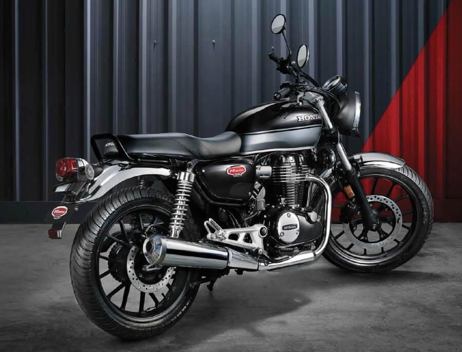 2021 Honda CB350 H\'Ness Retro Motorcycle / Cruiser USA Release?