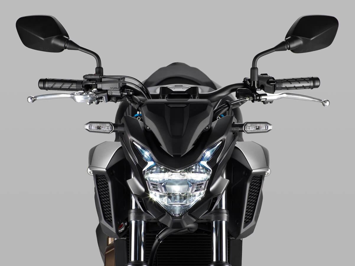 2021 Honda CB500F LED Headlight| Review / Specs + New Changes Explained | Naked CB 500 F Motorcycle, Streetfighter CBR Sport Bike
