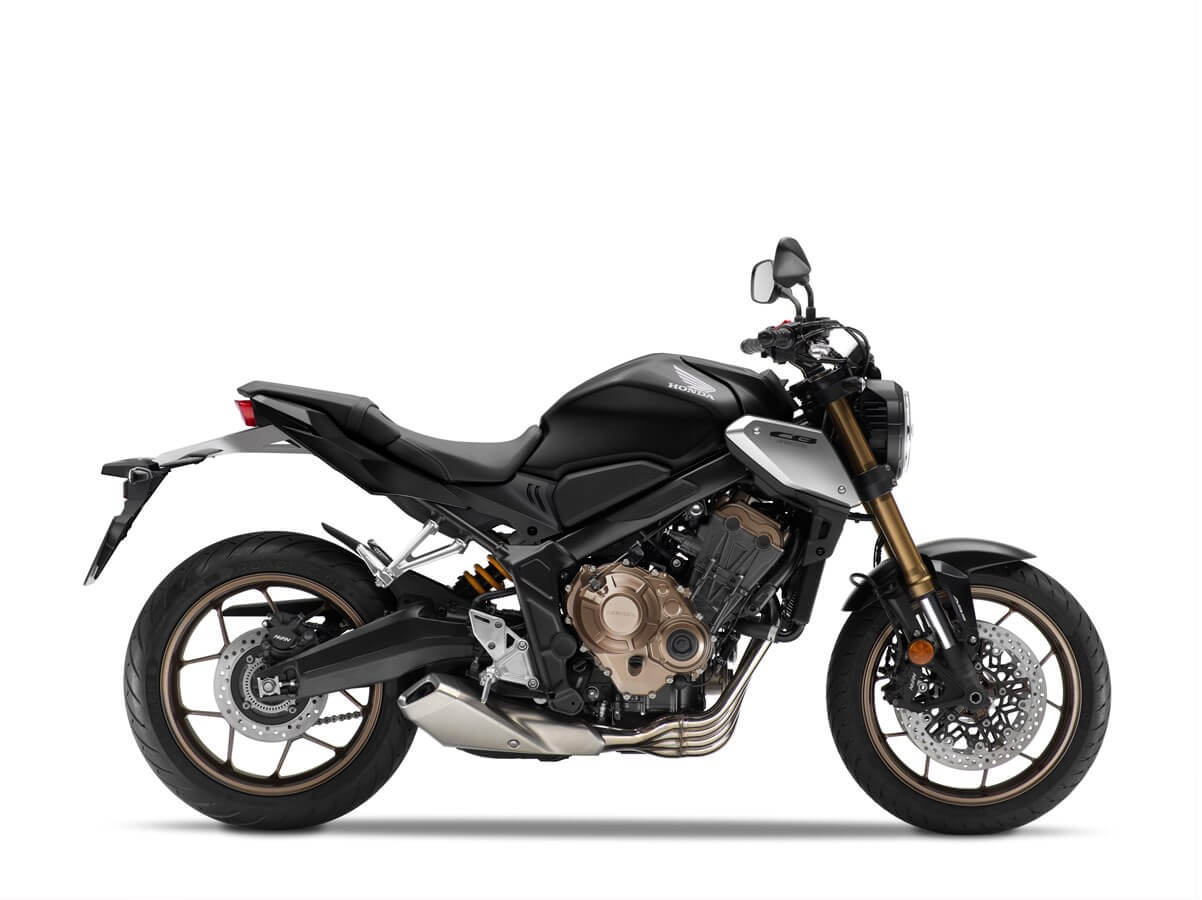 2021 CB650R Sport Bike Review / Specs: Price, MSRP, Colors + More!