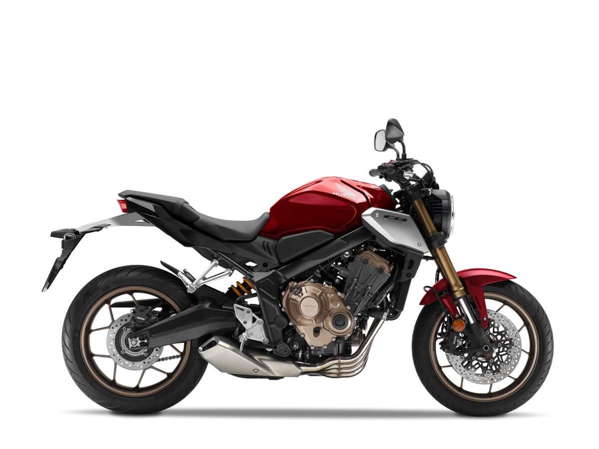 New 2021 Honda CB650R Naked Sport Bike!