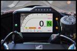 2021 Honda CBR1000RR-R Fireblade SP display 1