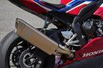 2021 Honda CBR1000RR-R Fireblade SP exhaust