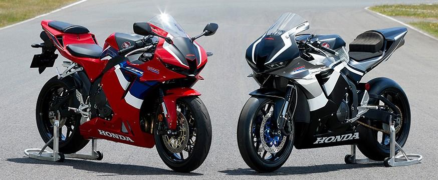 2021 Honda Motorcycles Model Lineup