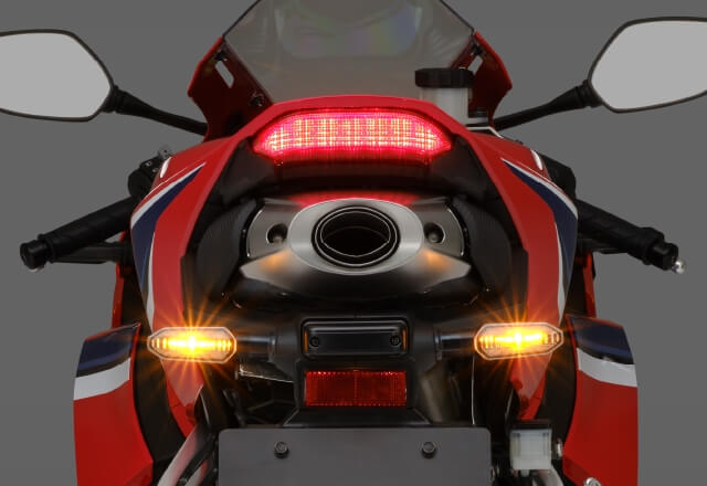 2021 Honda CBR600RR LED Tail Lights & Turn Signals | Review / Specs / Changes / Release Date / Price + More!