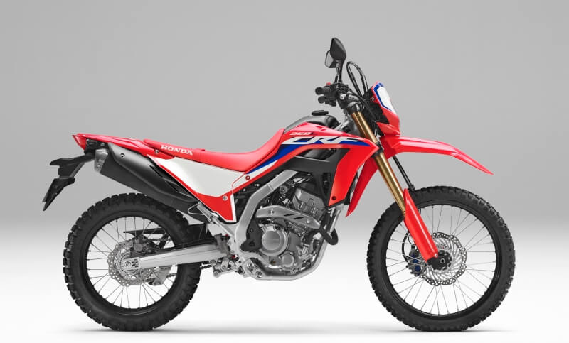 New 2021 Honda Crf250l Changes Explained Usa Sneak Peek Release