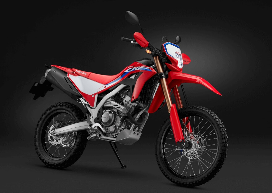 2021 Honda CRF250L Review / Specs + New Changes Explained | CRF 250 cc Dual Sport Motorcycle / Dirt Bike