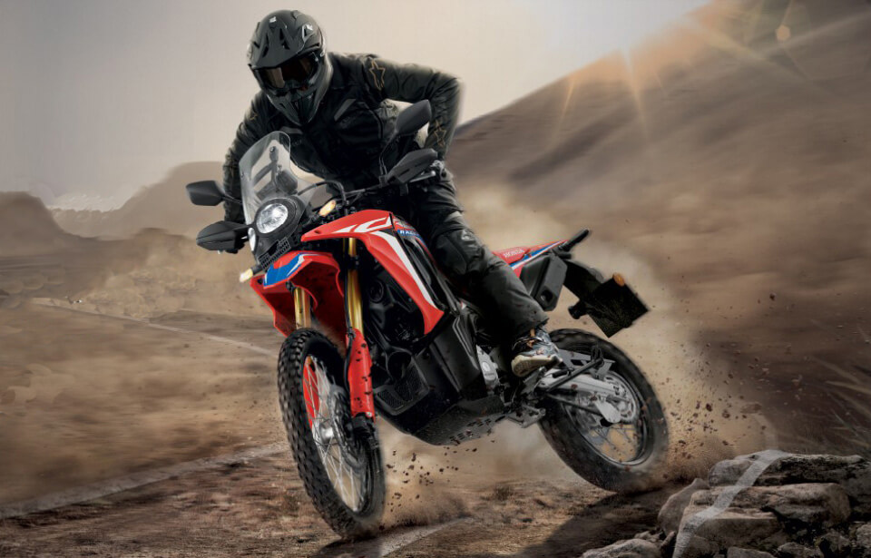 2021 Honda CRF300L Rally Review / Specs + NEW Changes Explained! | CRF250L Dual Sport Replacement