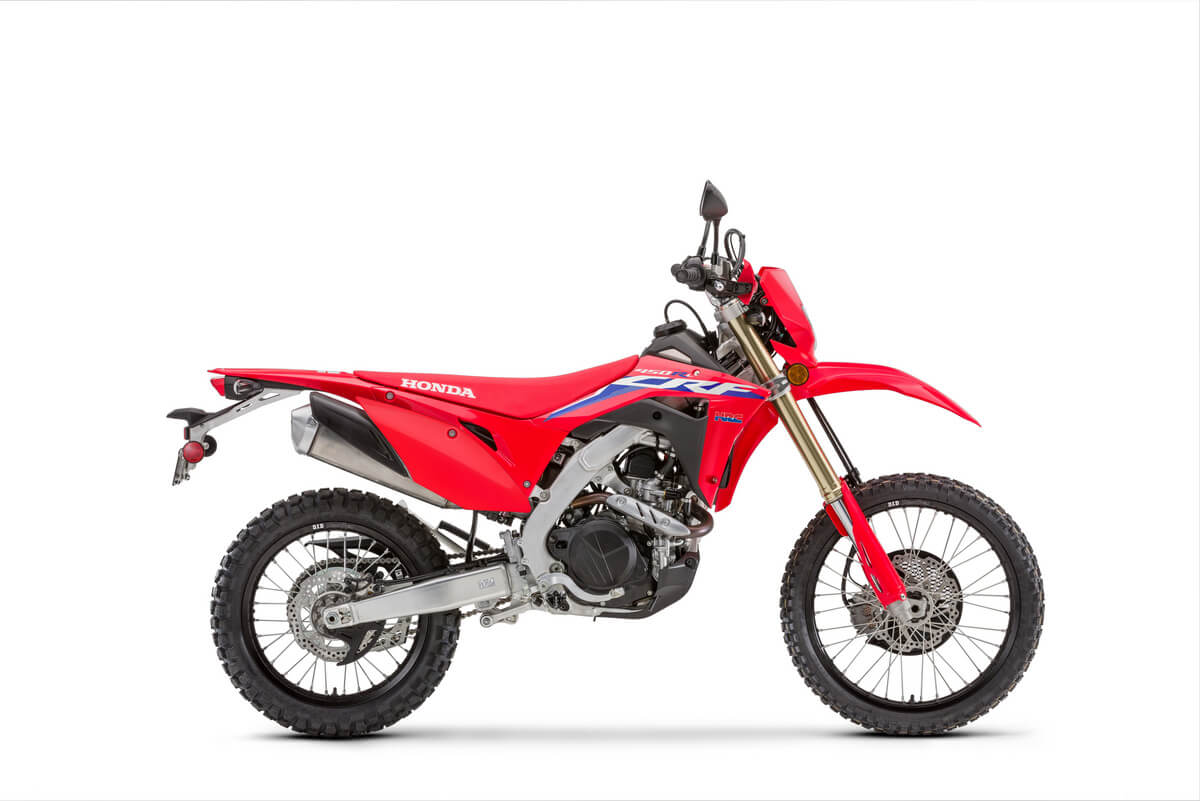 2022 Honda CRF450RL Review / Specs + NEW Changes Explained! | CRF 450 Dual Sport Motorcycle / Dirt Bike