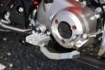 2021 Honda CT125 Hunter Cub Foot Pegs