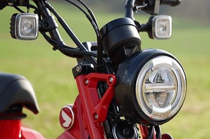 2021 Honda CT125 Review / Specs