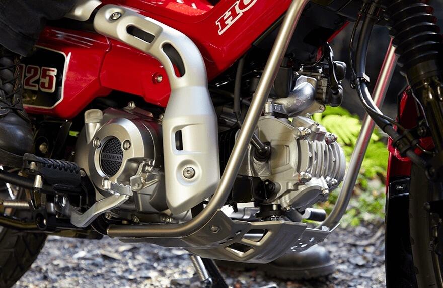 2021 Honda Trail 125 / CT125 Engine /& Skid Plate