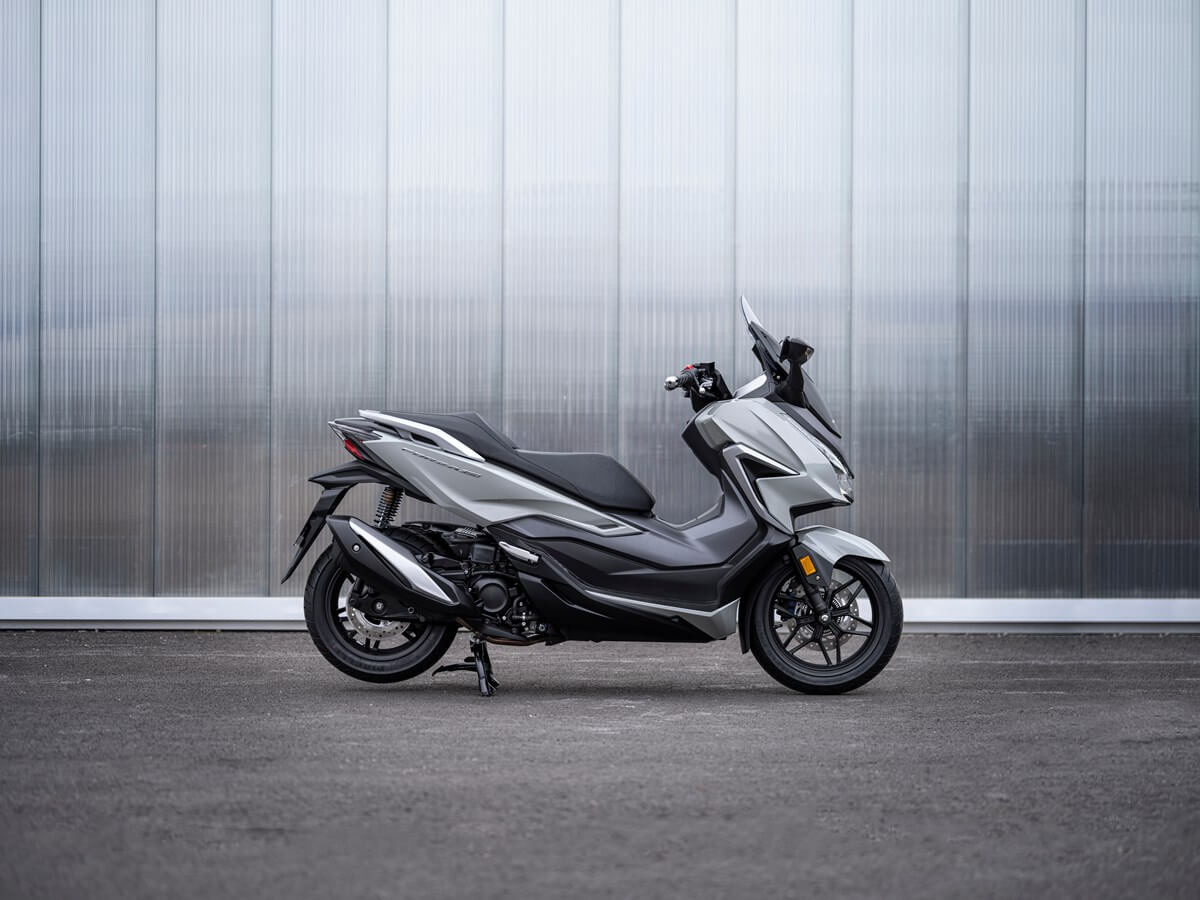 2021 Honda Forza 350 Scooter Review / Specs | USA Release Date?