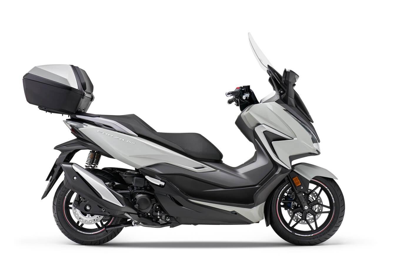 2021 Honda Forza 350 Scooter Storage / Trunk | Accessories