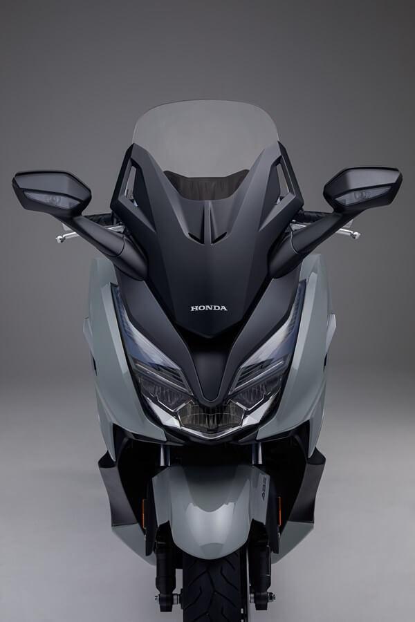 2021 Honda Forza 350 Scooter Adjustable Windshield
