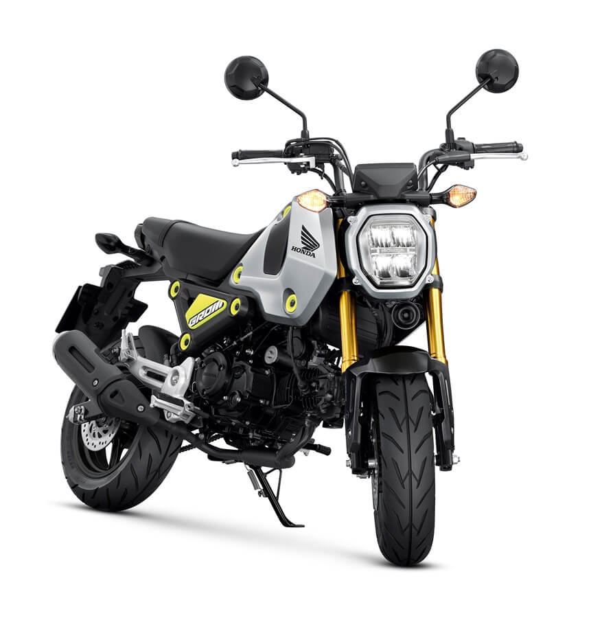 2021 Honda Grom 125 Motorcycle Review / Specs + New Changes Explained!