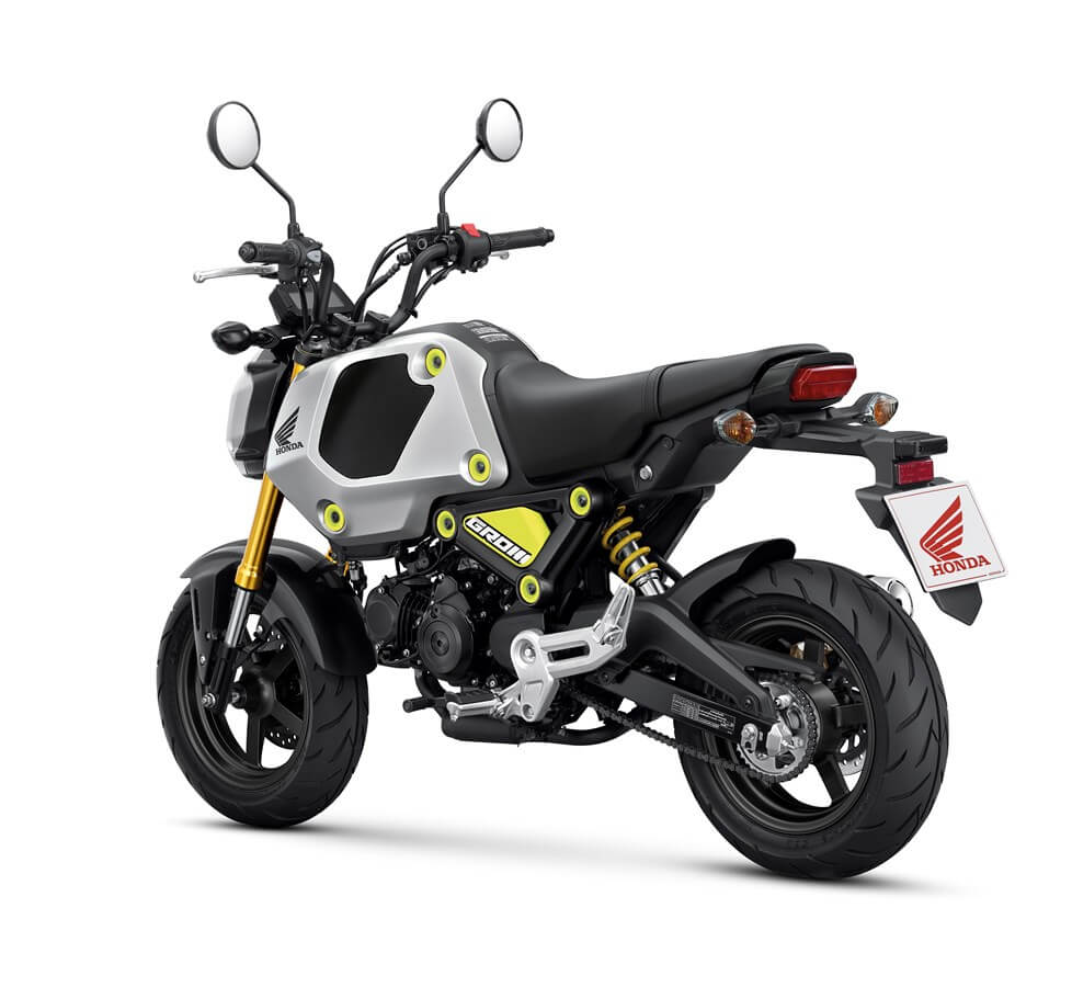 2021 Honda Grom 125 Review / Specs + New Motorcycle Changes!