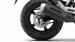 New 2021 Honda MSX125 Grom Wheel Changes