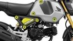 2021 Honda Grom 125 Plastics | Changes Explained on 2021 MSX125