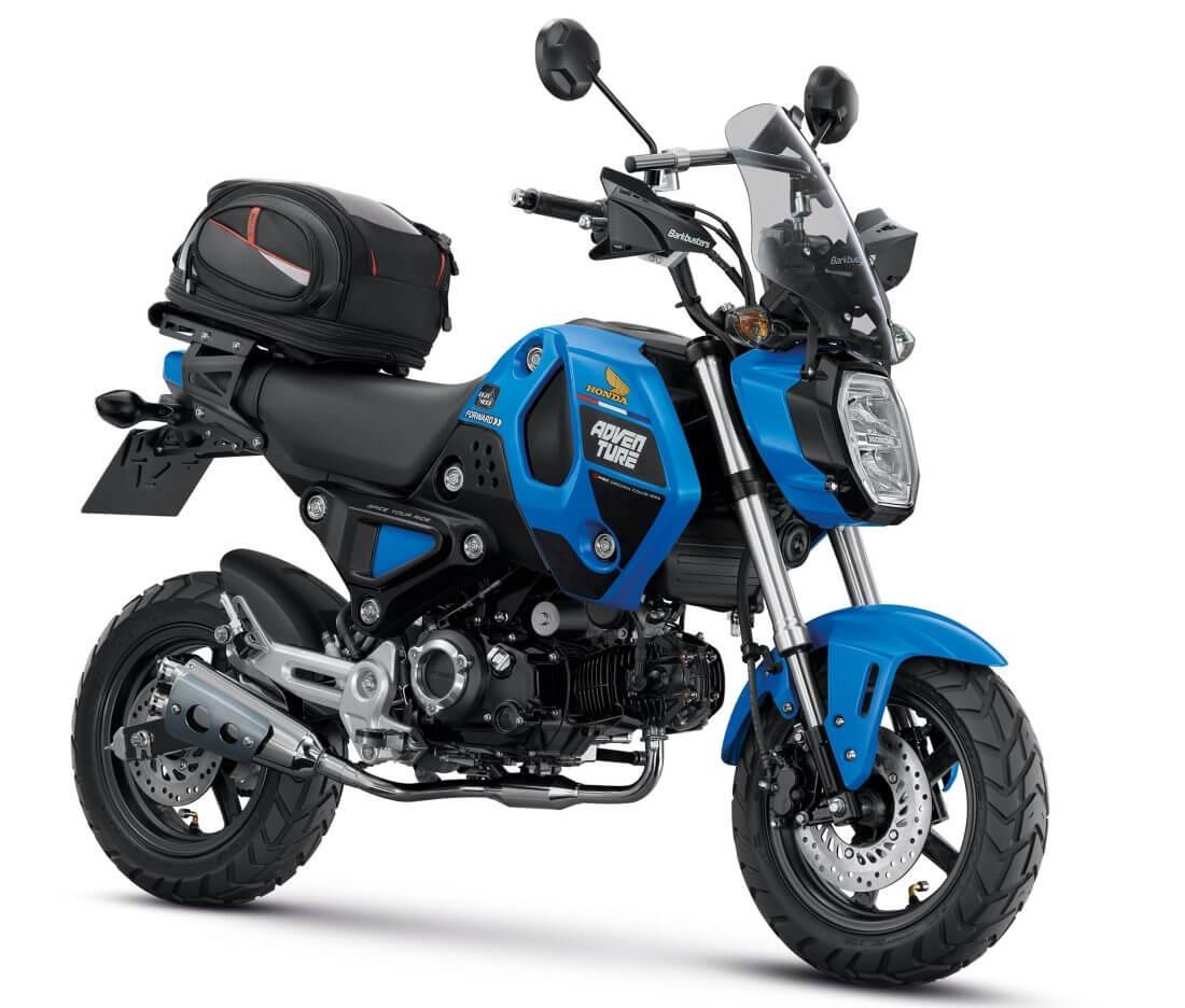 Customer 2021 Honda Grom 125 Adventure Motorcycle | MSX125
